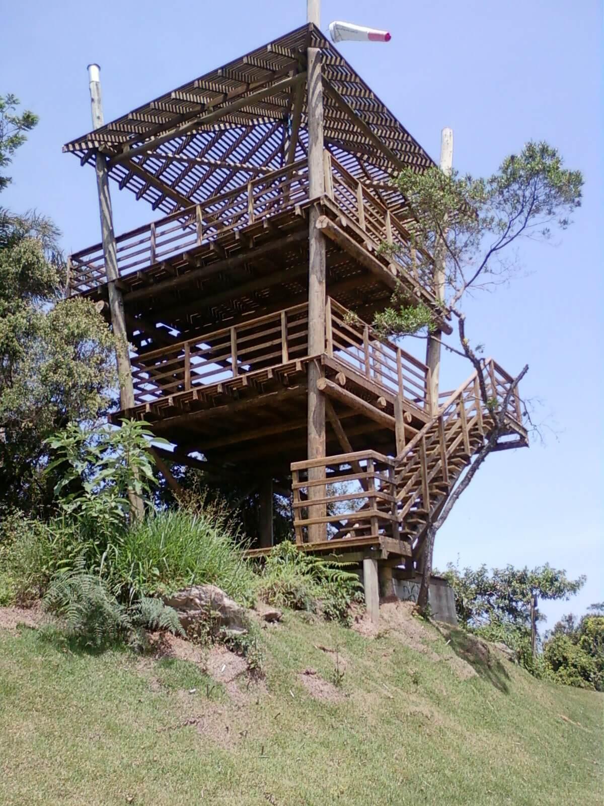Parque Natural da Atalaia - Conheça As Maravilhas de Itajaí Em SC