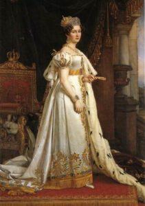 Therese of Saxe Hildburghausen by Joseph Stieler 211x300 - Oktoberfest de Blumenau: 34 anos de história