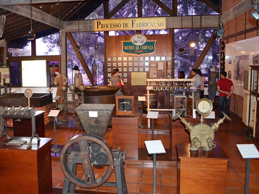 museu da cerveja - Vai visitar Blumenau? Conheça quatro atrações imperdíveis