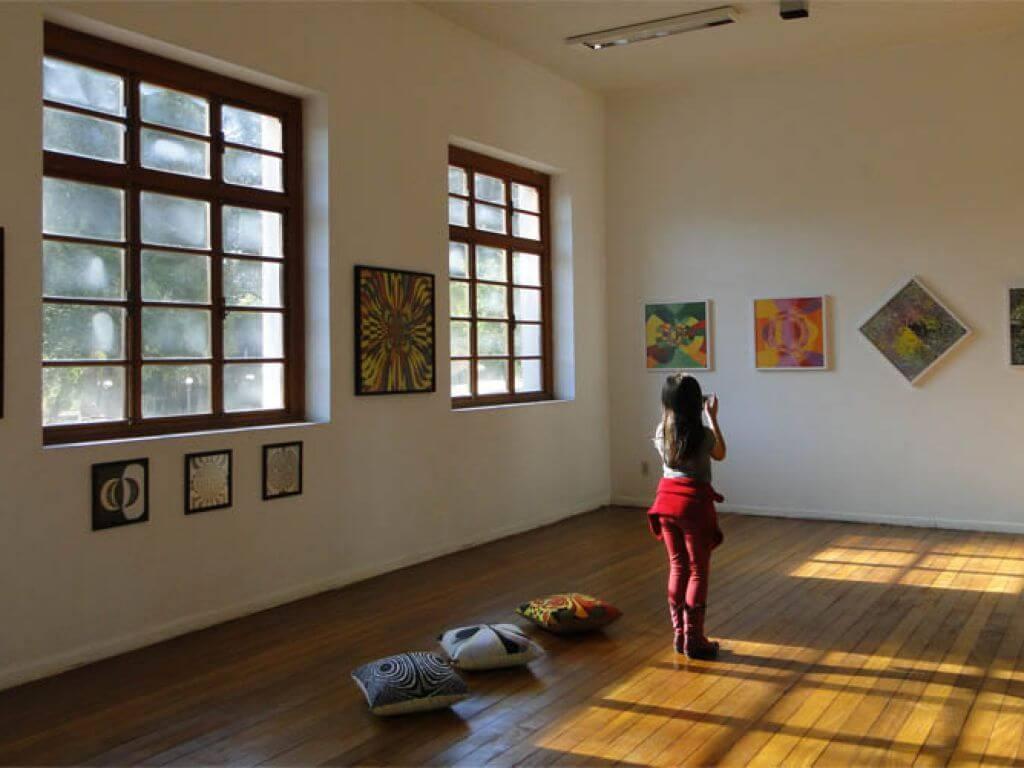 Museu de arte de Blumenau - exposição